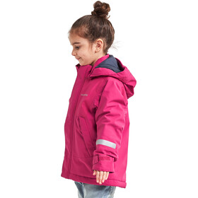 DIDRIKSONS Caspian 2 Chaqueta Niños, rosa